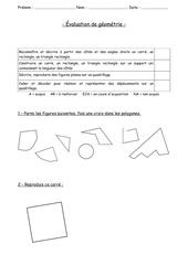 Fichier PDF evaluation geometrie