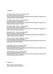 Fichier PDF liste logements