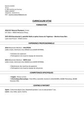 Fichier PDF maxime dubois cv 1