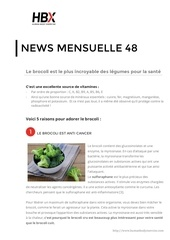 48 les bienfaits du brocoli