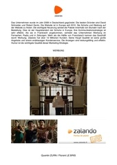 Fichier PDF zalando