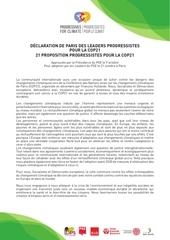 Fichier PDF 21 propositions progressistes pour la cop 21 version longue