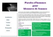 Fichier PDF 5 parole d hommes pour blessures de femmes