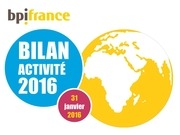 bilan activite bpifrance 2016