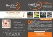 Fichier PDF brochure 148x210 leshermellestraiteur
