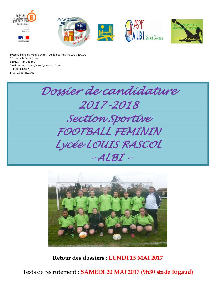 dossier section football   2017-2018.pdf - page 1/14