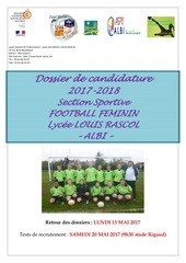 Fichier PDF dossier section football 2017 2018