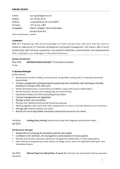 Fichier PDF sarra ghaib cv v1