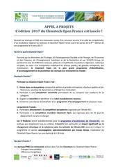 Fichier PDF appel a projets cto 2017