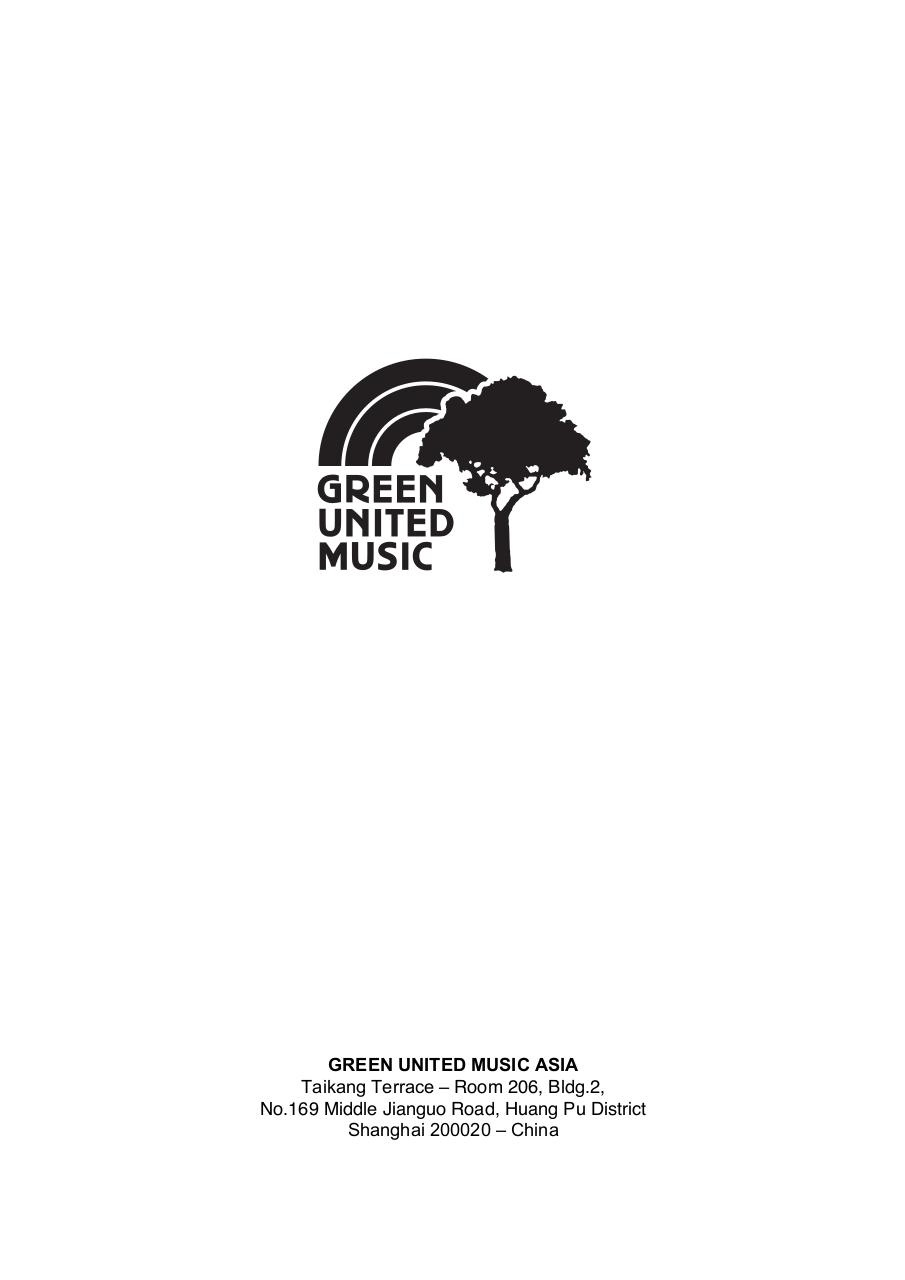 GREEN UNITED MUSIC ASIA.pdf - page 1/8