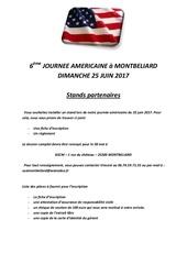 Fichier PDF reglement des stands