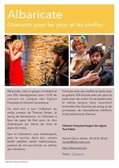 dossier albaricate 2017