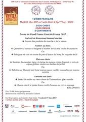 Fichier PDF menu gout de france good