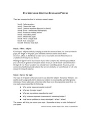 Fichier PDF ten steps for writing research papers
