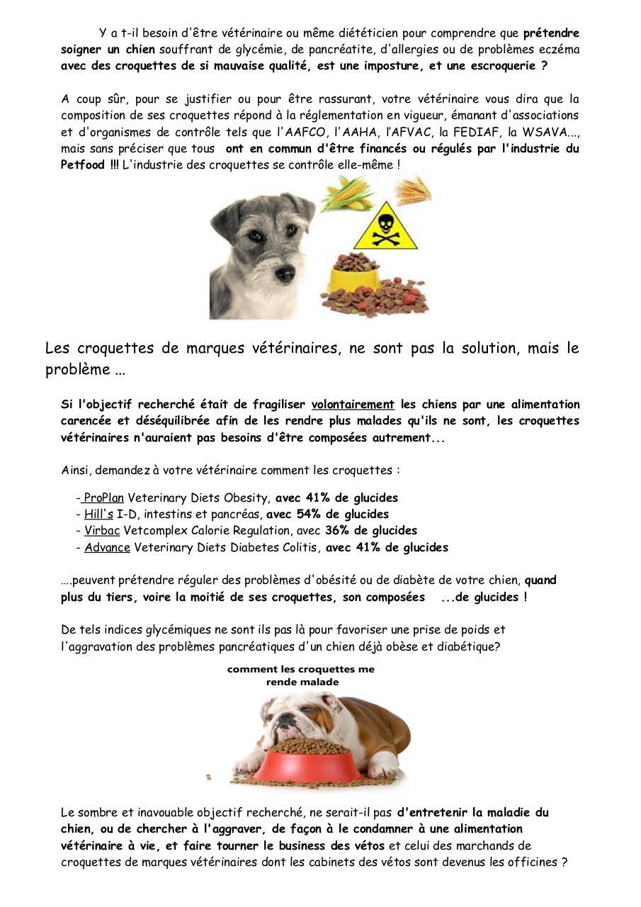 [ARTICLE] Les croquettes de marques veterinaires a proscrire.pdf - page 3/