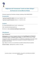 Fichier PDF reglement cama 2017