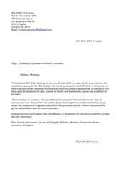Fichier PDF lettre veto