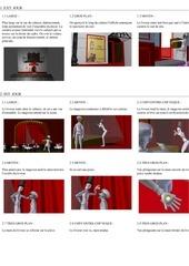 Fichier PDF storyboard
