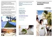 brochure offres mariage lmt 2017