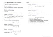 derivation theoreme des accroissements finis