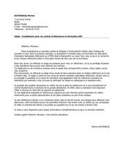 duvignacq marina lettre de motivation