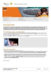 Fichier PDF bruit