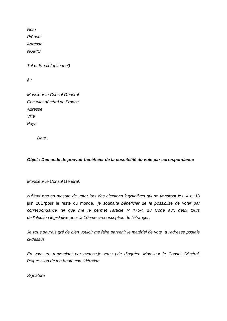 mod u00e8le lettre  mod u00e8le lettre pdf