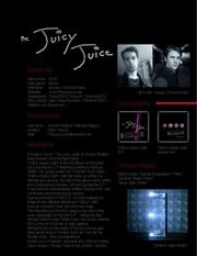 the juicy juice presskit 2017