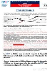 Fichier PDF tract temps de travail 1