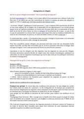 fiche action lycee immigration et refugies