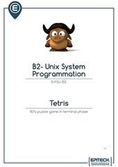 Fichier PDF b psu 155 tetris