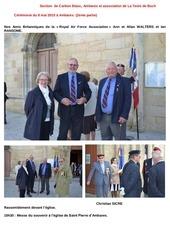 ceremonie du 8 mai 2015 a ambares 2eme partie