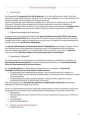 placenta immunologie