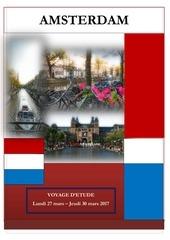 programme amsterdam