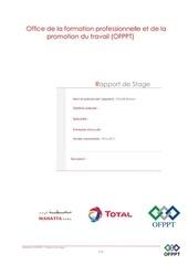 Fichier PDF rapport de stage ezzairi bassim