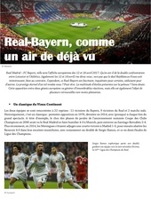 real madrid fc bayern munich
