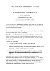 drpeterbeter audioletters french