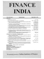 finance india