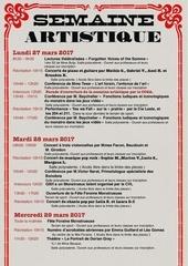 Fichier PDF programme semaine artistique gsh 2017