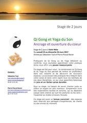 qi gong et yoga du son mars 2017