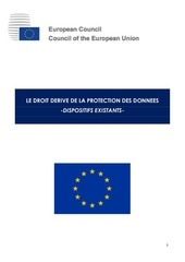 Fichier PDF droit derive protection des donnees