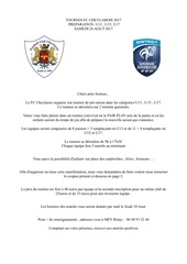 presentation tournoi reglement pdf