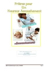 Fichier PDF prieres pour un heureux accouchement