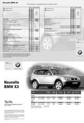 x3 pricelist 2004
