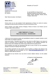 34 sud herault convocation envoi mail