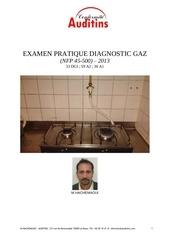 examen pratique gaz v1