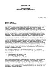 Fichier PDF l appel de spartacus