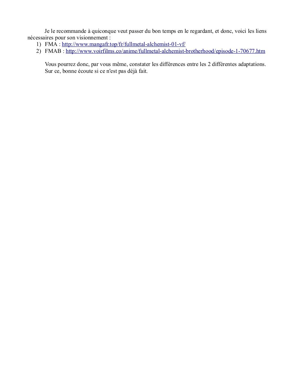 Full Metal Alchemist Pdf Fr fma fmab par joël gobeil - fichier pdf