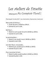 Fichier PDF planning atelier 2017