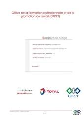 Fichier PDF rapport de stage summary updated ezzairi bassim
